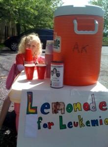 Sara Lemonade Stand